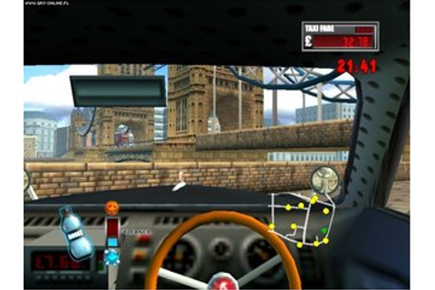 London Taxi Rush Hour - Wii - gamepressure.com