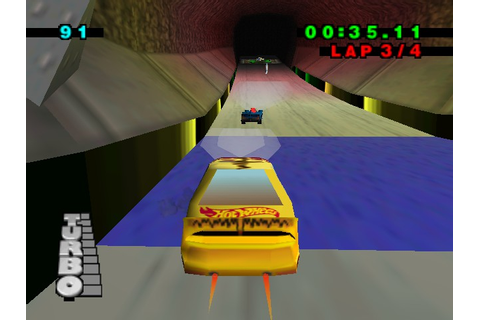 Hot Wheels Turbo Racing ISO PS1 Full Version - SPACEXZONE