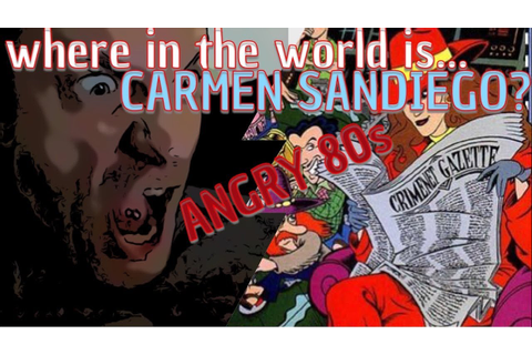 Let's Play! - Where in the World is Carmen Sandiego? - PC ...