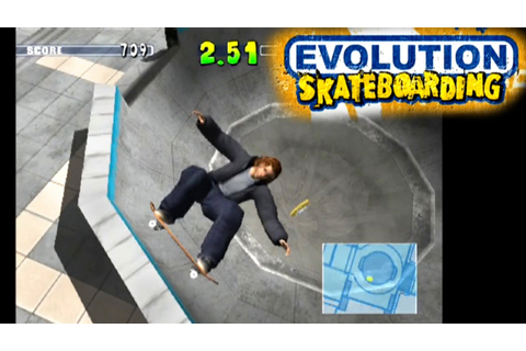 Evolution Skateboarding ... (PS2) - YouTube