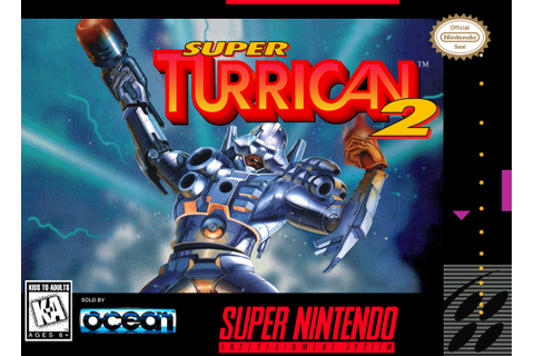 Super Turrican 2 Details - LaunchBox Games Database