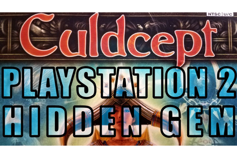 Culdcept Review for PlayStation 2 [PS2] 🎮 - YouTube