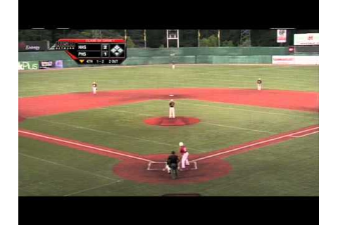 2012 MHSAA 5A Baseball Championship Game 1 - YouTube
