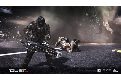 DUST 514® Game | PS3 - PlayStation