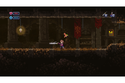 Chasm Review | USgamer