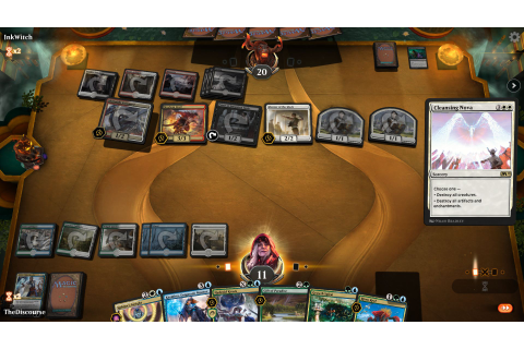 Magic: The Gathering enters the free-to-play Arena today ...