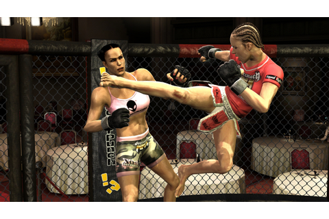 Supremacy MMA Screenshots - Video Game News, Videos, and ...