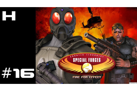 CT Special Forces Fire For Effect Walkthrough Part 16 [PC ...