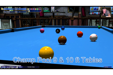 Virtual Pool 4 Online Trailer - YouTube