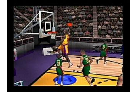 NBA Jam '99 (1998) by Iguana Entertainment N64 game