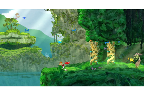 Rayman Origins Game - Free Download Full Version For PC