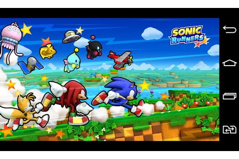 SONIC RUNNERS - Android games - Download free. SONIC ...