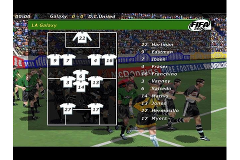 FIFA 2000 - PC Review and Full Download | Old PC Gaming