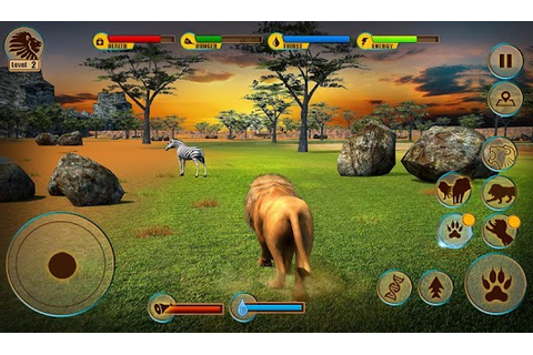 Ultimate Lion Adventure 3D - Android Apps on Google Play