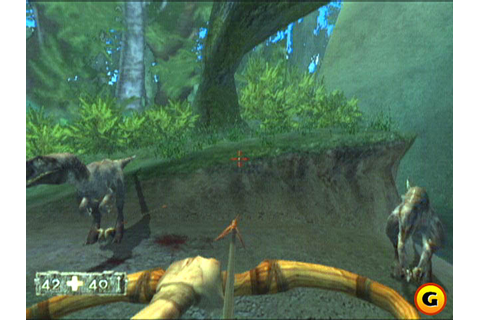 Free Download Software & Games: Turok Evolution Pc Game ...