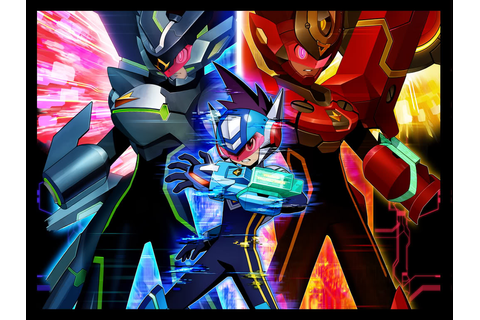 Megaman Starforce 3 - Zerochan Anime Image Board