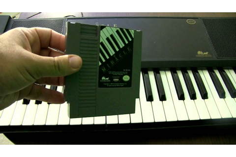 Rare Miracle Piano Teaching System for the NES ...