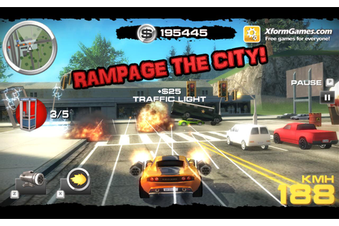 Burnin' Rubber Crash n' Burn for Android - APK Download