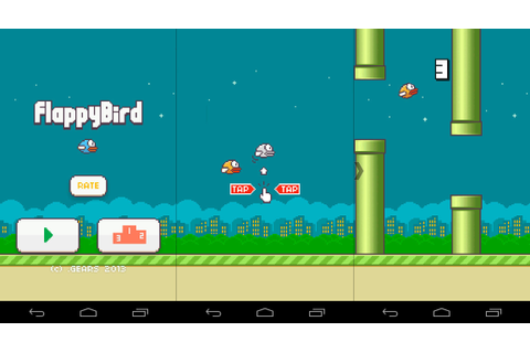 Flappy Bird, the smartphone game that died of its own success