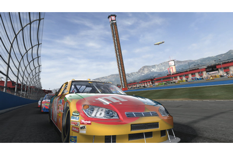 NASCAR 09 Screenshots - Video Game News, Videos, and File ...