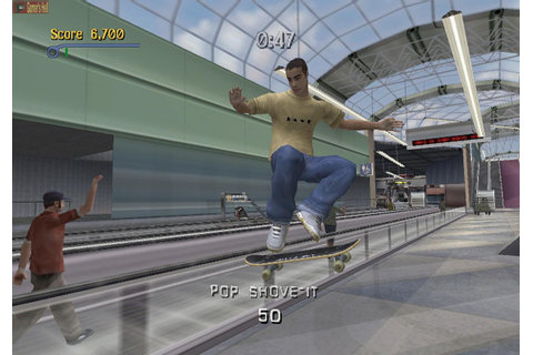 Tony Hawks Pro Skater 3 Game - Free Download Full Version ...