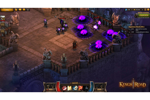 Play KingsRoad - Free-to-Play Action RPG