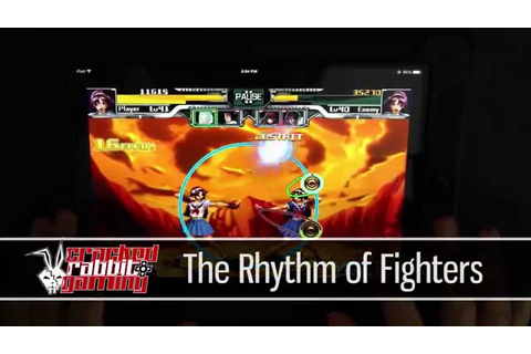 The Rhythm of Fighters Quick Review - iOS Rhythm Game ...