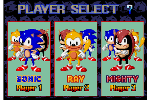 SegaSonic The Hedgehog (Japan, rev. C) ROM