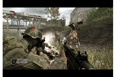 Call of Duty 4 Modern Warfare | PC Game Key | KeenShop