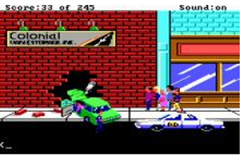 Police Quest: In Pursuit of the Death Angel Download (1987 ...