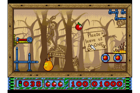 Download Bill's Tomato Game for the Sega Mega Drive ...