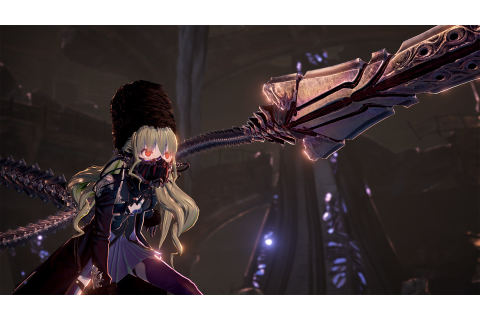 Here's a look at Code Vein, Bandai Namco's new anime ...