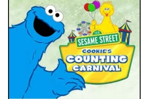 Sesame Street Cookie's Counting Carnival (NINTENDO DS ...