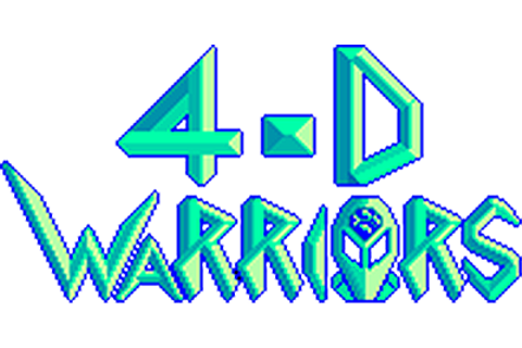 4-D Warriors Details - LaunchBox Games Database