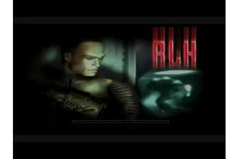 RLH Run Like Hell Game Movie PS2 - YouTube