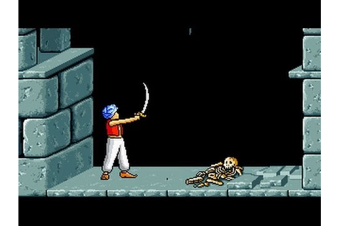Prince of Persia (1992 Macintosh) Complete Playthrough ...