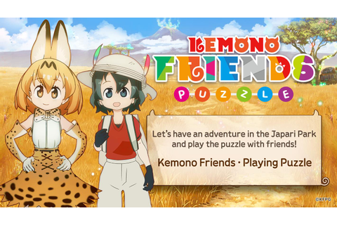Kemono Friends - The Puzzle for Android - APK Download