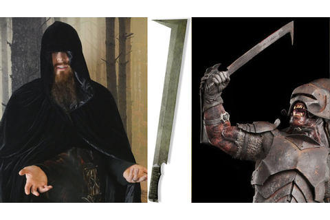 The swords in Lord of the Rings - Would they be practical ...
