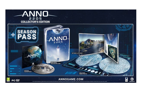 Anno 2205 Collector's Edition - PC Game | Multirama.gr