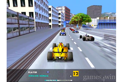 Official Formula One Racing Download - Games4Win