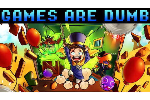 A Hat In Time - Games Are Dumb - YouTube