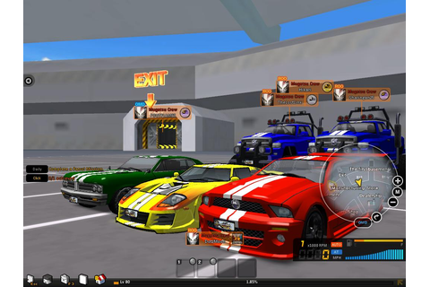 Ijji games drift city
