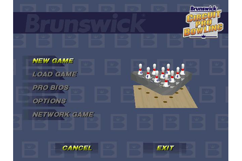 Brunswick Circuit Pro Bowling Download (1998 Sports Game)