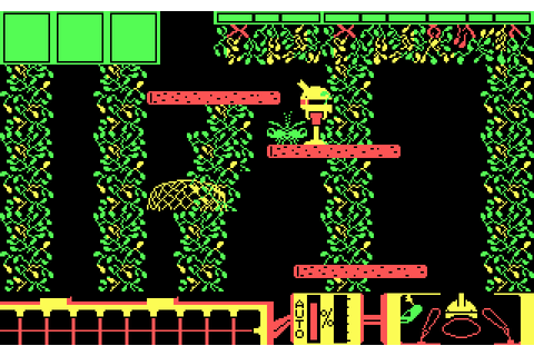 Arac (1988) by Epyx / Addictive Games MS-DOS game