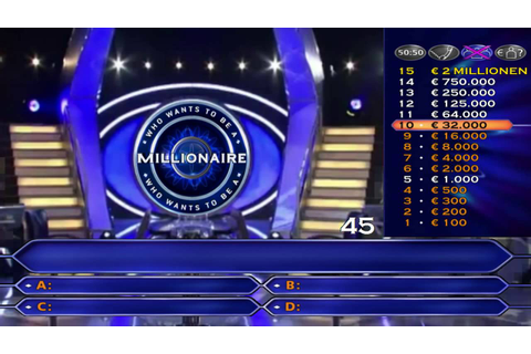 Who Wants To Be A Millionaire? PC-Game 2016 [032 ...
