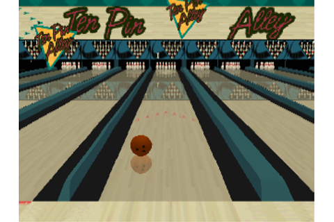 Ten Pin Alley [U] ISO