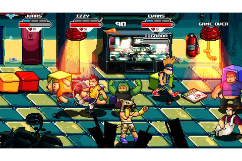 Beat 'Em Up 99Vidas Coming To PS Vita & PS4 In July 2016 ...