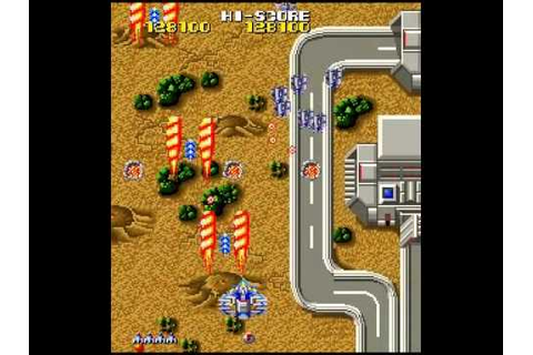 Ufo Robo Dangar (ARCADE) Inv - YouTube