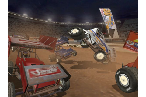 World of Outlaws Sprint Cars Screenshot 8 - PC - The ...