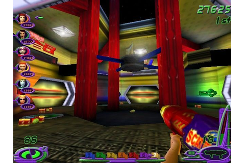 Download Nerf Arena Blast (Windows) - My Abandonware
